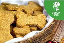 Tasty Treats / Treats that you can make for your pup. / by Dublin Dog Co.