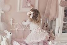 Little Princess Bedrooms / by Julia Sellitto