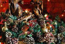 Feliz Navidad / Adornos de Navidad