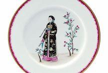 Porcelana y chinos