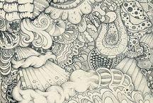 Doodle / Tegninger