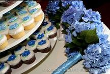 Let Them Eat Cake / Flowers to decorate wedding cakes