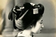 Traditional Asian hairstyles