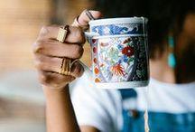 ° Tea cups °