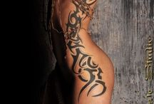 Hotink / Tatts and piercings