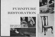Furniture: Repairing Wood Funishings / Resource and information on making simple repairs. This information is brought to you by the University of Georgia Extension (www.ugagreenway.org).