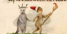 Medieval Apes