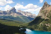 C A N A D A / Places to visit in Canada
