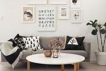 Decorette | Huiskamer | Livingroom / Industrieel, elegant of toch een tikkeltje speels. Gewaagde print, stijlvolle vloer of ingetogen een kleur. Jouw huiskamer, jouw thuis, onze passie. Wij zoeken altijd naar de nieuwste inspiratie voor jouw huiskamer!