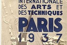 Paris Exhibition 1937 / Collected images from the 1937 'Exposition Internationale des Arts et Techniques dans la Vie Moderne' ('International Exposition of Art and Technology in Modern Life')