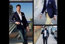 Men's fashion / Homens sempre bem vestidos e dicas de beleza!