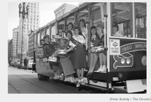 SFChronicle Cookie Retrospective / We love this 60 Years of Girl Scout Cookies in San Francisco blog and photo gallery so much that we pinned it! A historical and hilarious look back from Peter Hartlaub, pop culture critic at the San Francisco Chronicle.