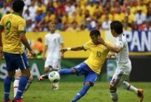 Brasilian Football Team / http://www.tifoshop.com/EN/pl/Soccer/Nazionali/Brasil/brasil.html