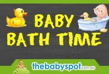 Baby Bath Time / Baby Bath Time products and ideas