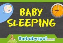 Baby Sleeping / Baby Sleeping Products and Ideas