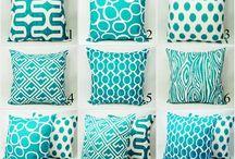 pillows / by Shu Bui