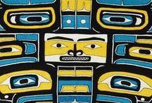 Northwest Coast Carvings ~ Tribal Carvings / by Kicking Bull Gallery
