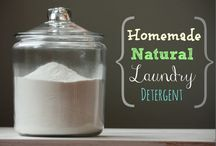 DIY natural cleaning  / by Crunchy Life