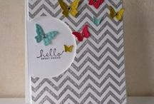 Stampin Up All Occasion Cards / by Paper Notions