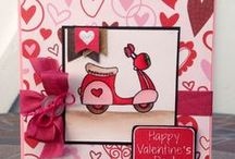 Valentine's Cards! / My little creations for Valentine's Day!