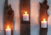 Reclaimed Wood - DIY Creations! / Reclaimed wood creations.....