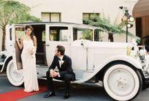Wedding Transportation / Wedding rides