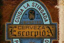 Cantina Escorpion / #ScorpionBay #Cantina #Cerveza #Tequila #OutThere #MasFina