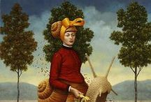 Surrealism / by Kicking Bull Gallery