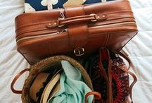 Packing Suitcases / What to pack to where, how and in which suitcase.