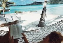 Books & Travel / Pick your next book for your next adventure.