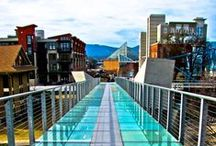 """Chattanooga, TN / The city of Chattanooga has been our company's home since 1981. We dedicate this Pinterest board to the """"Scenic City"""" and showcase all the Tennessee Valley has to offer."""