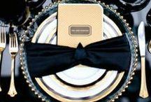 Great Gatsby-Inspired Wedding Ideas