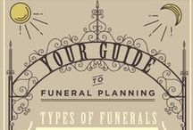 Tips for Pre-planning your Funeral / These articles relate to pre-planning: what to consider, when to plan and who to plan with.