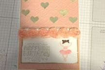 Stampin up Stuff I Made - Custom Paper Creationz / Stampin up, crafts, cards