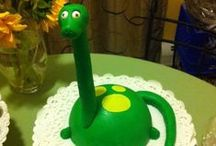Dinosaur Party / Dinosaur party ideas and decorations