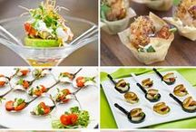 hors d 'oeuveres to whet your appetite