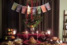 Game of Thrones Party / Ideas for a Game of Thrones Viewing Party!