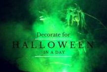 Halloween / All things Halloween! Parties, Costumes, Decorations, Food, you name it!