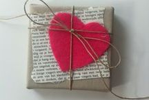 confezzionare pacchetti regalo