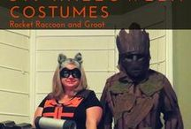 Halloween Costumes / All things costumes! From elaborate and detailed to last minute and easy.