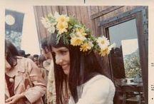 flower hair / headpieces