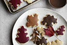 Inspirations Automnales / Recettes de cuisine, feuilles mortes, idées décoration, noisettes et inspirations pour l'automne.