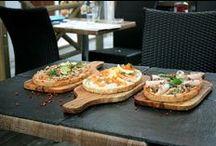"""Les Bruschetta - Ô Gourmet / Produits """"Bruschetta"""" que vous pouvez retrouver directement à la boutique ou sur le site internet d'Ô Gourmet."""