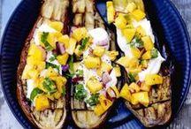 Autour de la cuisine Méditerrannéene / Zoom sur une gastronomie originale à travers une sélection de recette de cuisine et autres inspirations food.
