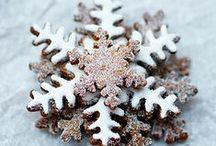 Inspirations Hivernales / Recettes de cuisine, neige, idées décoration, Noël et inspirations pour l'hiver.