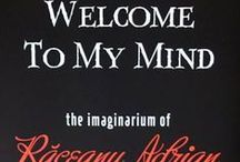 Welcome to My Mind / The Imaginarium of Raceanu Adrian I Tomis Mall 2015 http://adrianmihairaceanu.blogspot.ro/