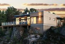 Willa Nordic Modernt / Unika hem i modern stil