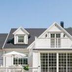 Willa Nordic New England / Unika hem i New England-stil.