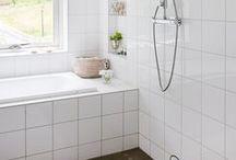 Badrum / Ideér för ditt nya badrum.