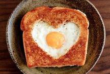 Autour de la Saint Valentin / Zoom sur la fête des amoureux à travers une sélection de recette de cuisine et autres inspirations food.